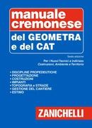 Manuale cremonese del GEOMETRA e del CAT
