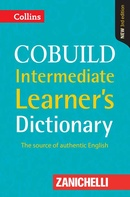 Cobuild Intermediate Learner's Dictionary