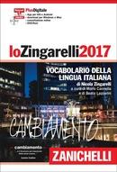 lo Zingarelli 2017