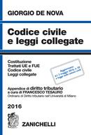 Codice civile e leggi collegate 2016