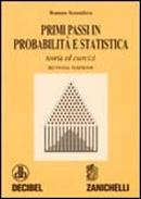 Primi passi in probabilità e statistica