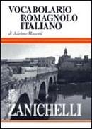 Vocabolario romagnolo italiano