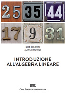 Introduzione all'algebra lineare