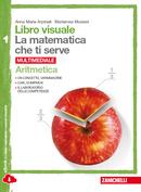 Libro visuale La matematica che ti serve