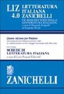 LIZ 4.0. Letteratura italiana Zanichelli